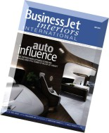 Business Jet Interiors International - July 2015