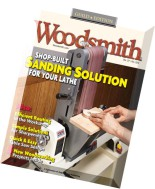 Woodsmith Magazine - Guild Edition Issue  220, August-September 2015