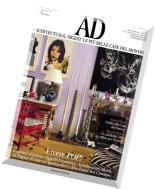 AD Architectural Digest Italia - Marzo 2015