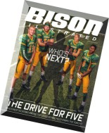Bison Illustrated - August 2015