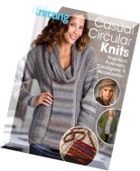 Creative Knitting Casual Circular Knits - October 2015