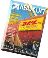 Heavy Lift - May-June 2015