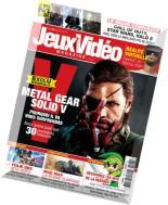 Jeux Video Magazine - Aout 2015