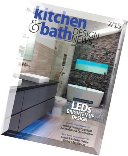 Download Kitchen Bath Design News July 2015 Pdf Magazine