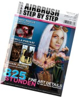 Airbrush Step by Step - August-September 2015