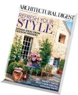 Architectural Digest - September 2015