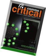 Critical Comms - July-August 2015