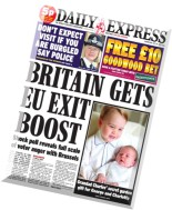 Daily Express - 29 July 2015