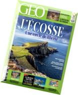 Geo France N 438 - Aout 2015
