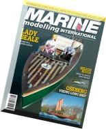 Marine Modelling International - August 2015