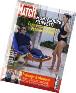 Paris Match - 30 Juillet au 5 Aout 2015