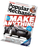 Popular Mechanics USA - September 2015