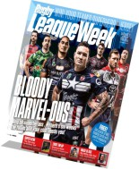 Rugby League Week - Issue 26, 2015