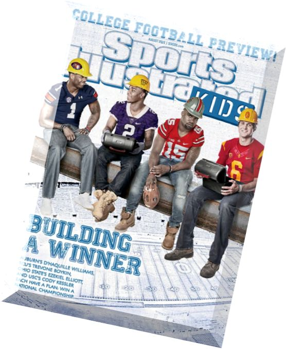 Image result for sports illustrated kids