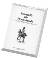 Zeitschrift fur Heereskunde - 1986-11-12 (328)