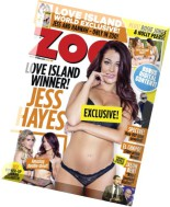 ZOO Magazine UK - 31 July 2015