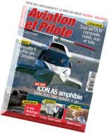 Aviation et Pilote - Aout 2015