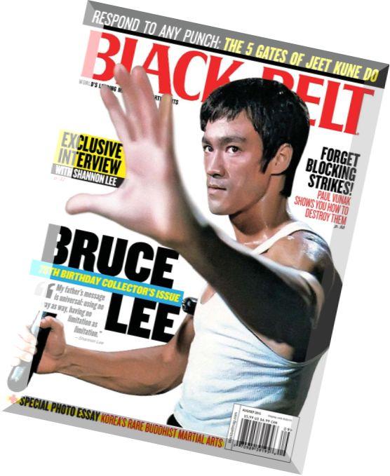 Magazine Black Belt Pdf