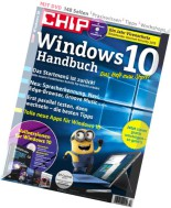 Chip Magazin - Windows 10 Handbuch