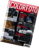 Colorfoto Magazin - September 2015