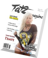 Tat2 Magazine - Issue 18, January 2015