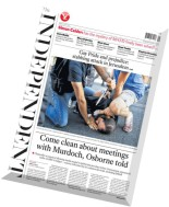 The Independent - 31 July 2015
