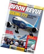 Avion Revue Internacional - Agosto 2015