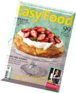 Easy Food - August 2015