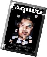 Esquire Singapore - August 2015