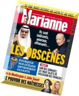 Marianne - 31 Juillet au 6 Aout 2015
