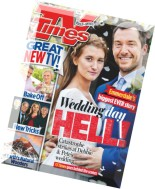 TV Times - 1 August 2015