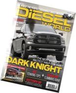 Diesel World - September 2015