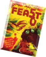 Feast Magazine - August 2015