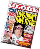 Globe - 10 August 2015