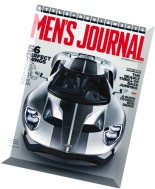 Men's Journal - September 2015