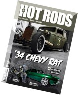 SA Hot Rods - August 2015