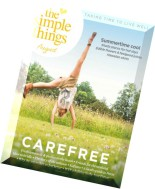 The Simple Things - August 2015