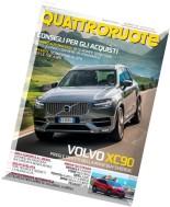 Quattroruote Italia - Agosto 2015