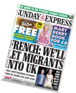Sunday Express - 2 August 2015