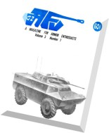 AFV-G2 - A Magazine For Armor Enthusiasts 1971-09