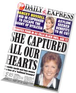 Daily Express - 3 August 2015
