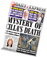 Daily Express - 4 August 2015