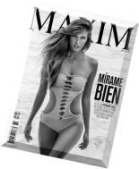 Maxim Mexico - Agosto 2015