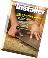 Floor Covering Installer - July-August 2015
