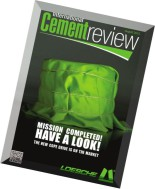 International Cement Review - August 2015