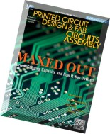 Printed Circuit Design & FAB Circuits Assembly - July 2015