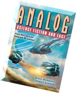 Analog Science Fiction and Fact – October 2015