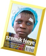 National Geographic Hungary - Augusztus 2015