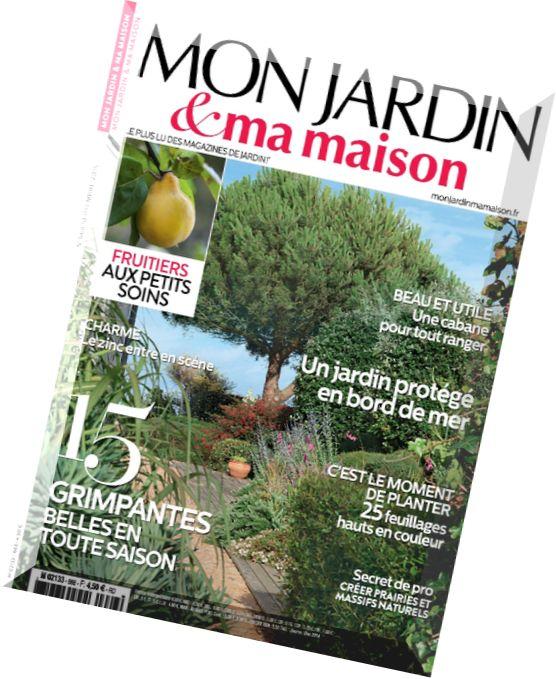 Download mon jardin ma maison septembre 2015 pdf for Jardin septembre 2015