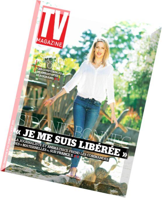 TV Magazine - 16 au 22 Aout 2015.